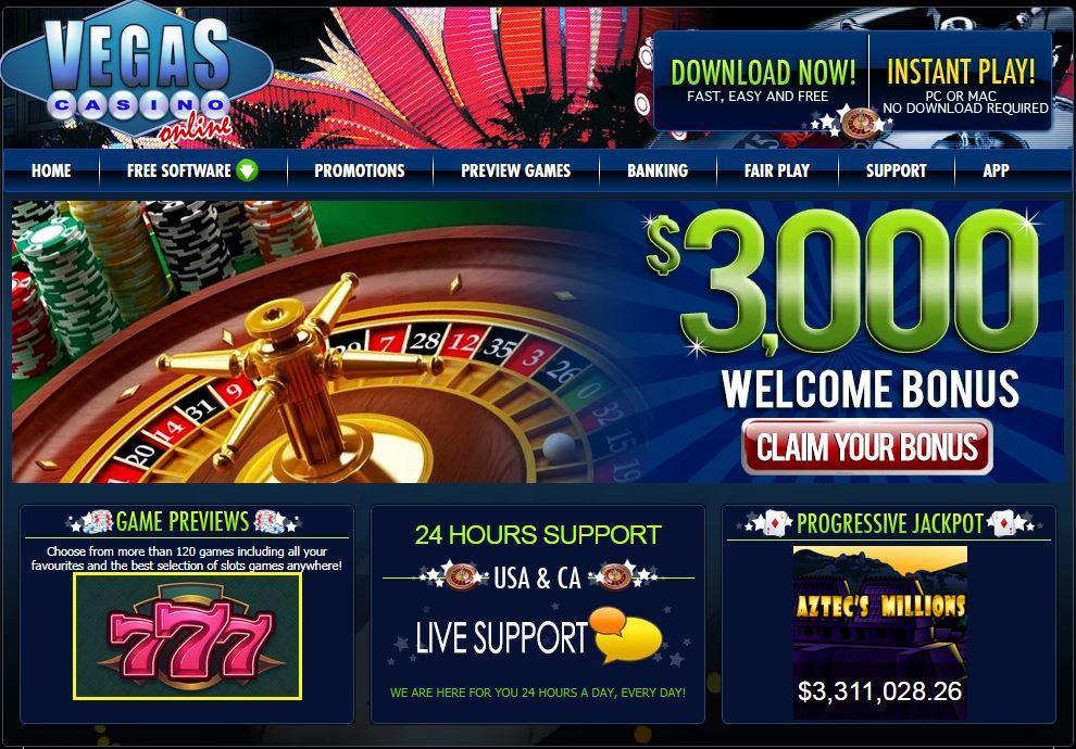 Vegas casino 59732