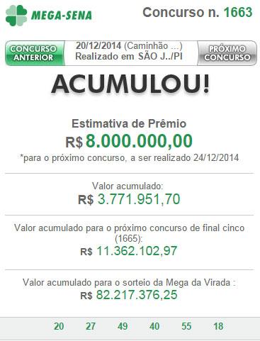 Interwetten Brasil loteria 67697