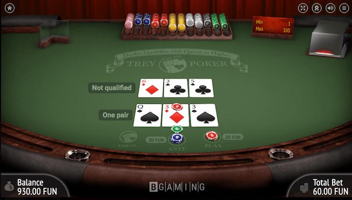 Game online poker 57067
