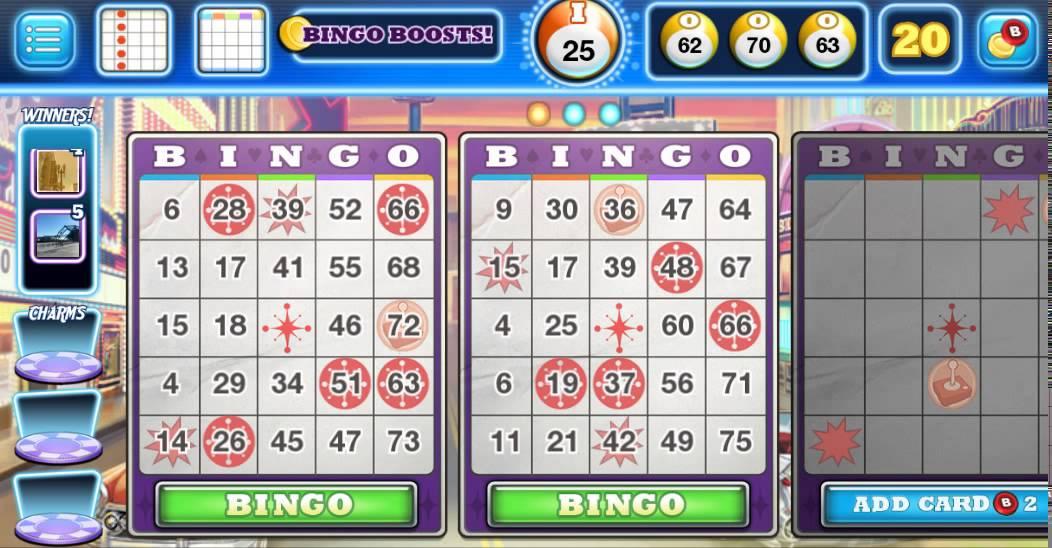 Jokerball vídeo bingo 20658
