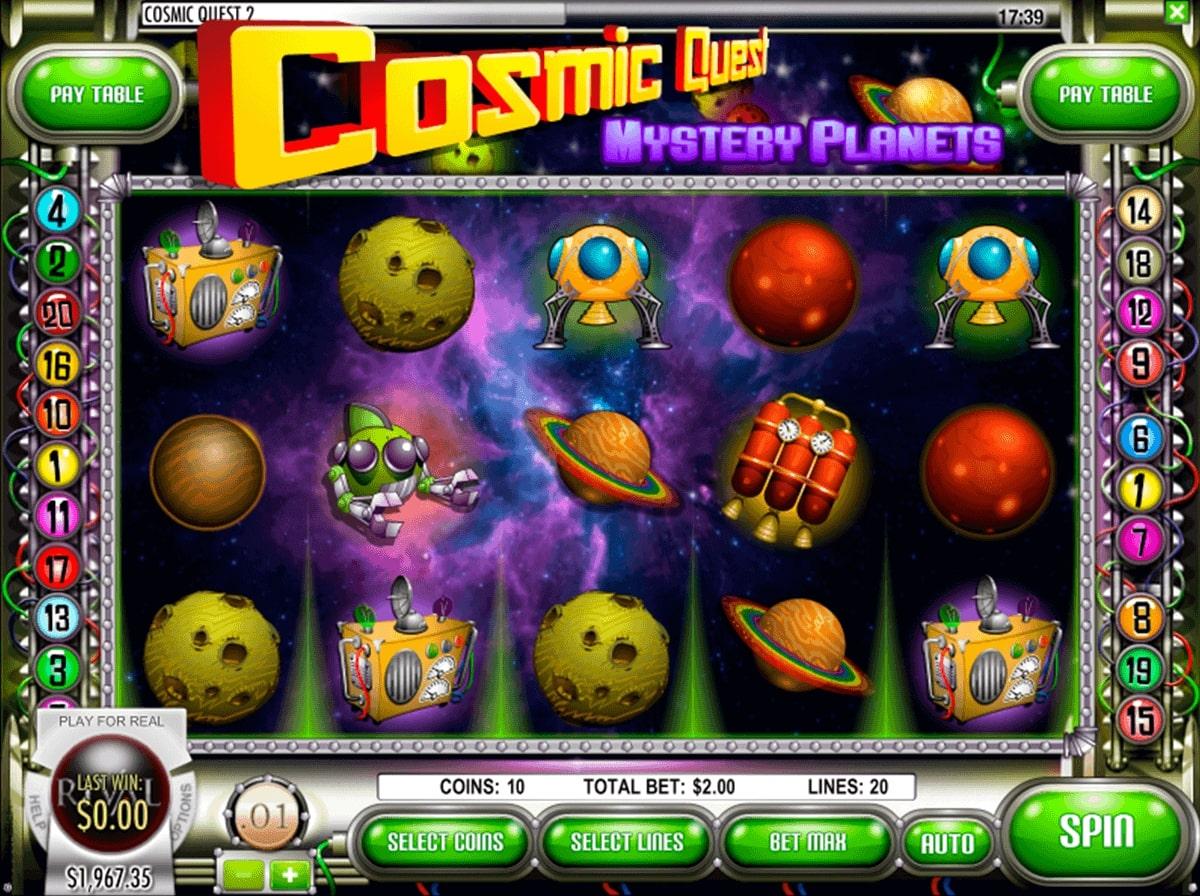Casinos rival 36895
