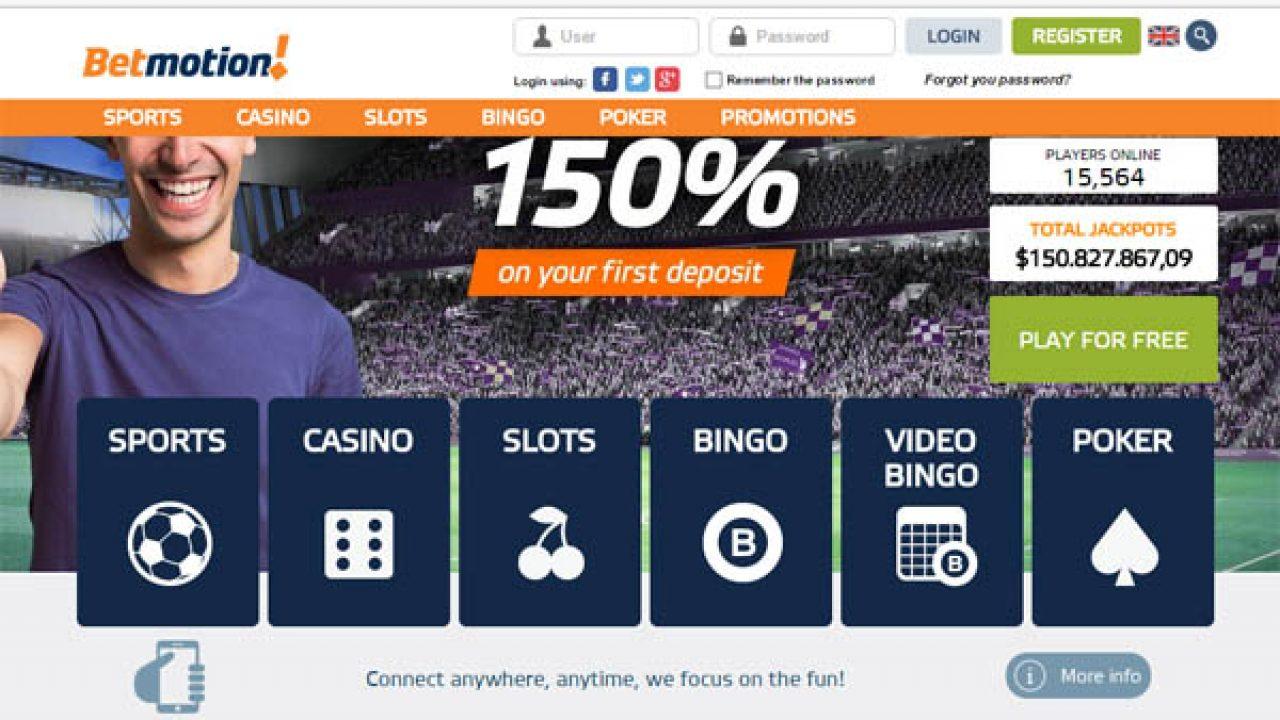 Bonus betmotion bets apostas 63057
