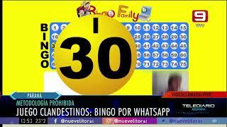 Bingo pelo 21669