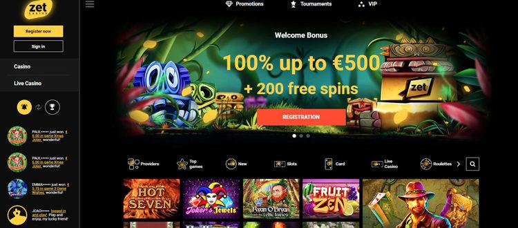 Playtech casino 62325