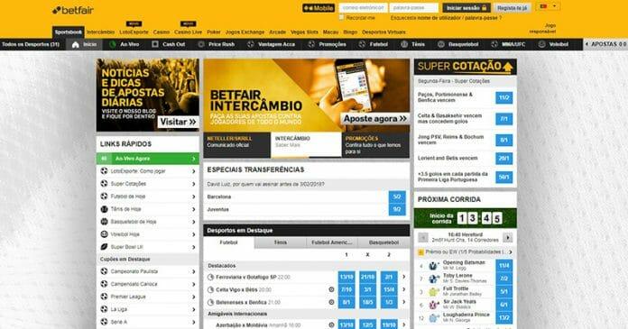 Betfair portugues website 49490