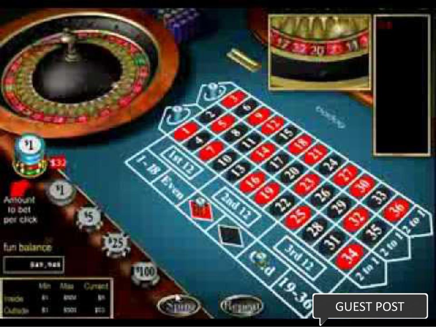 Push gambling bodog 62778