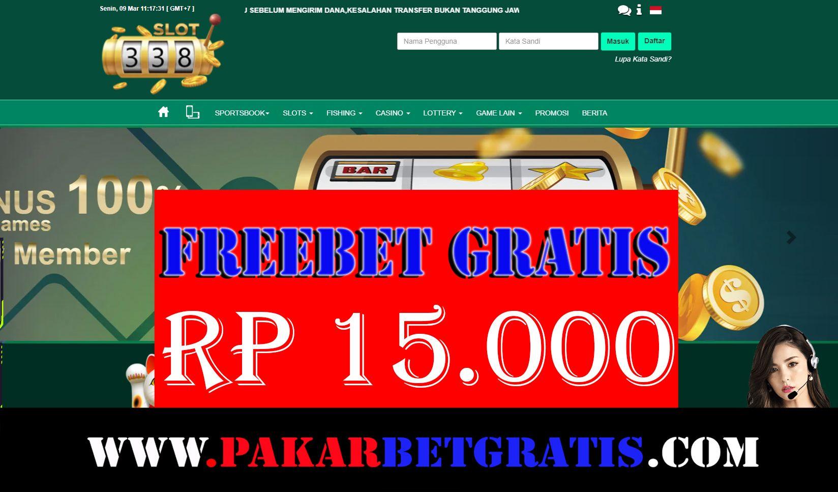 Freebet online 36960