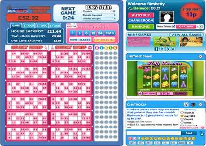 Bingos online red card 15848