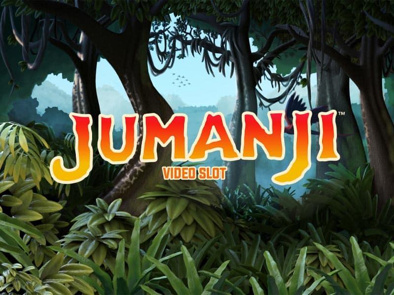 Jumanji caça níquel giros 66126
