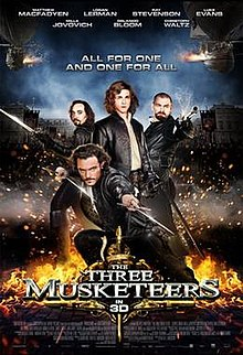 The three musketeers 56574
