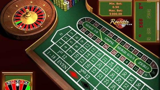 Roleta Roku casinos 50022