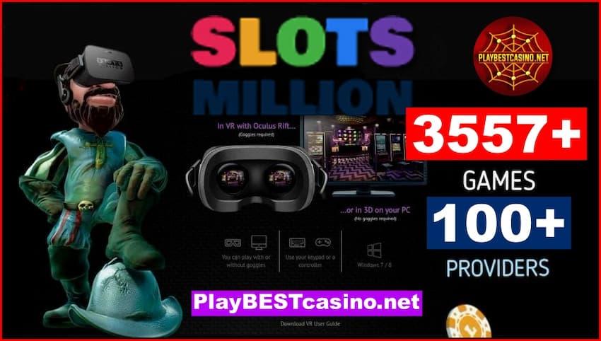 Slots million 14994