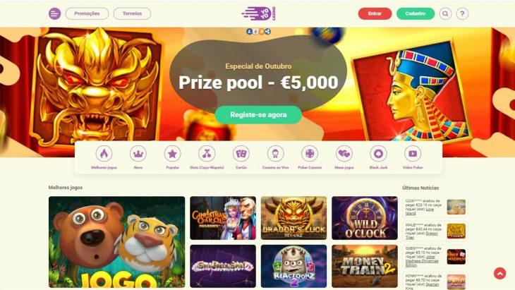 Casinos endorphina estratégia apostas 64967