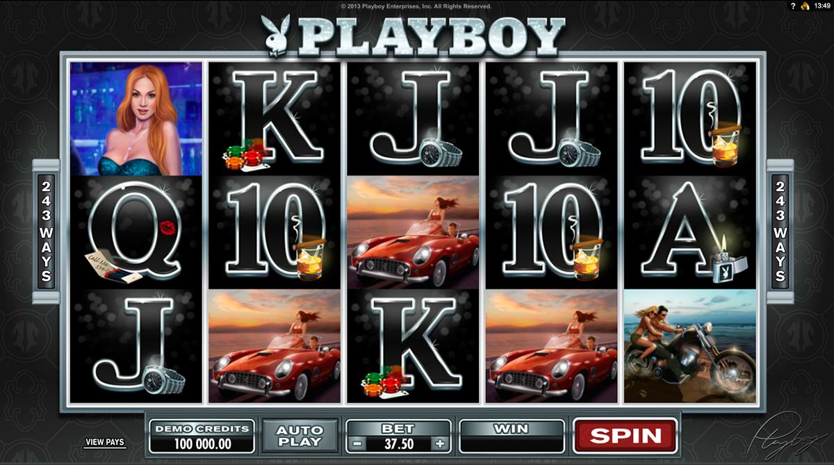 Playboy caça 52514