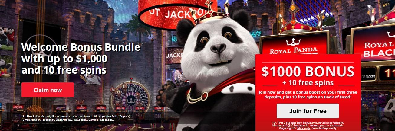 22bet app royal Panda 18929