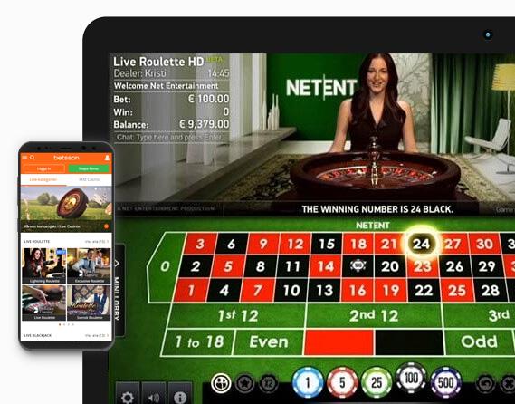 Casino online betsson 60000