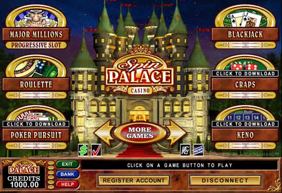 Casino confiável Brasil spinpalace 16725