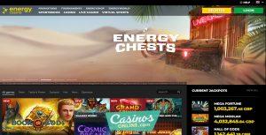 Casinos leander games 29027