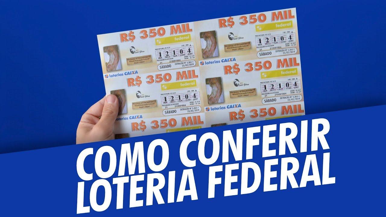 Caixa loterias federal 31521