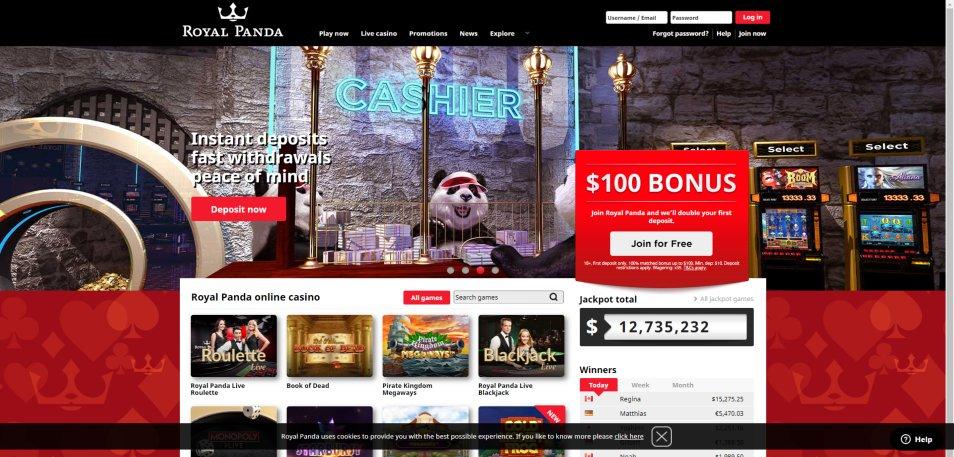 Casino para iniciantes royal 44800