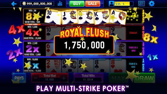 Classic video poker 61767