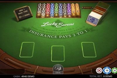 Relax blackjack IGT 62853