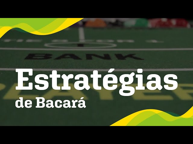 Estrategia baccarat tipbet 24134