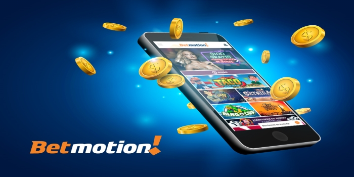 Betmotion mobile 38012