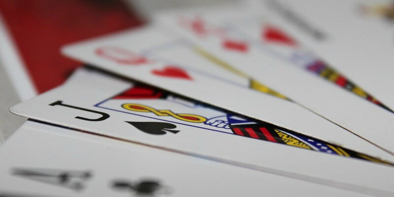 Contando cartas stickman 40372