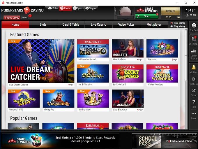 Poker stars bonus suporte 25449