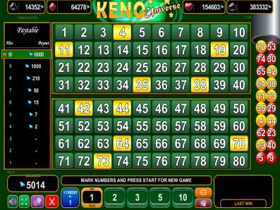 European blackjack kenolab keno 38382