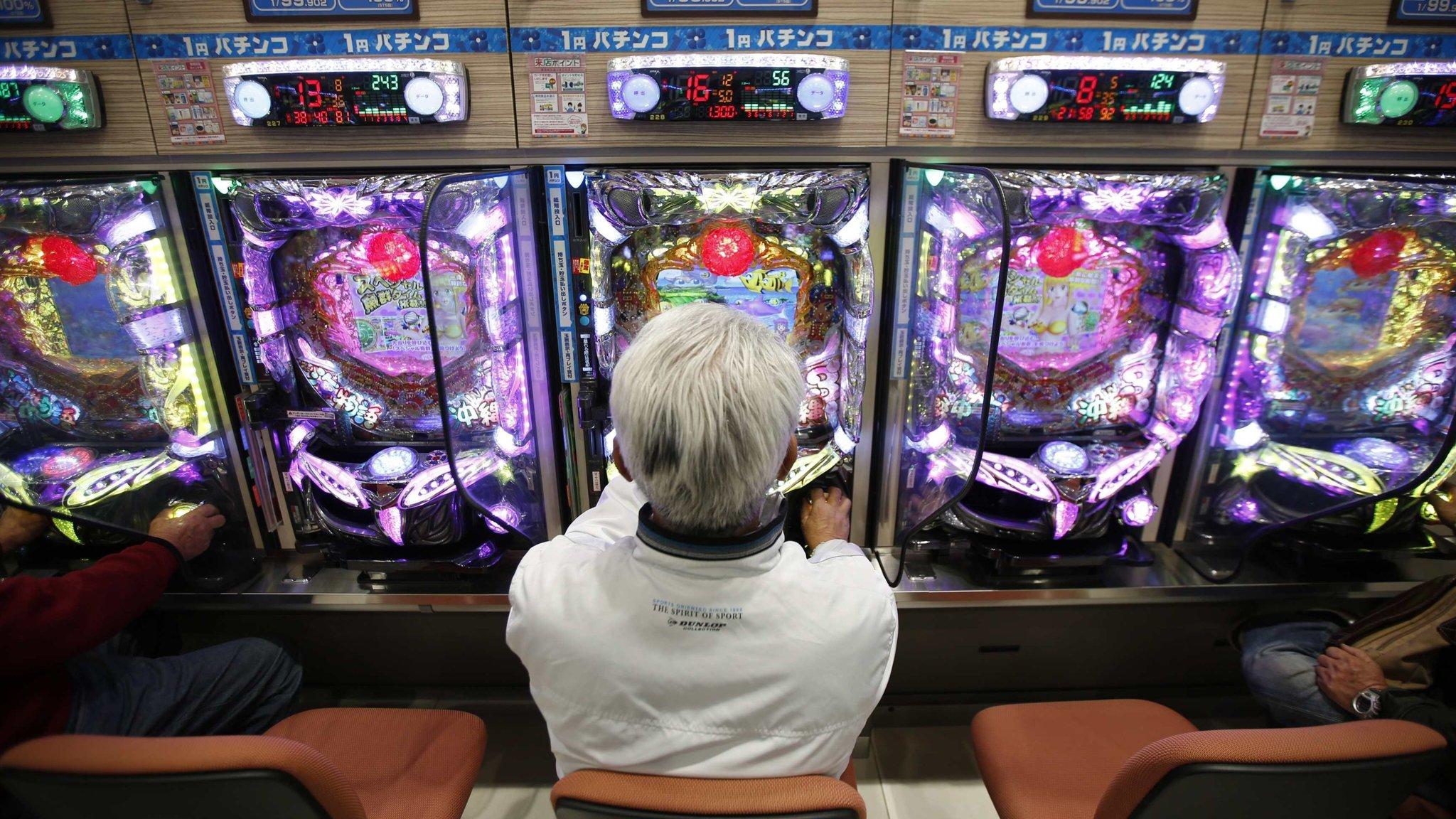 Casinos relax gaming 54231