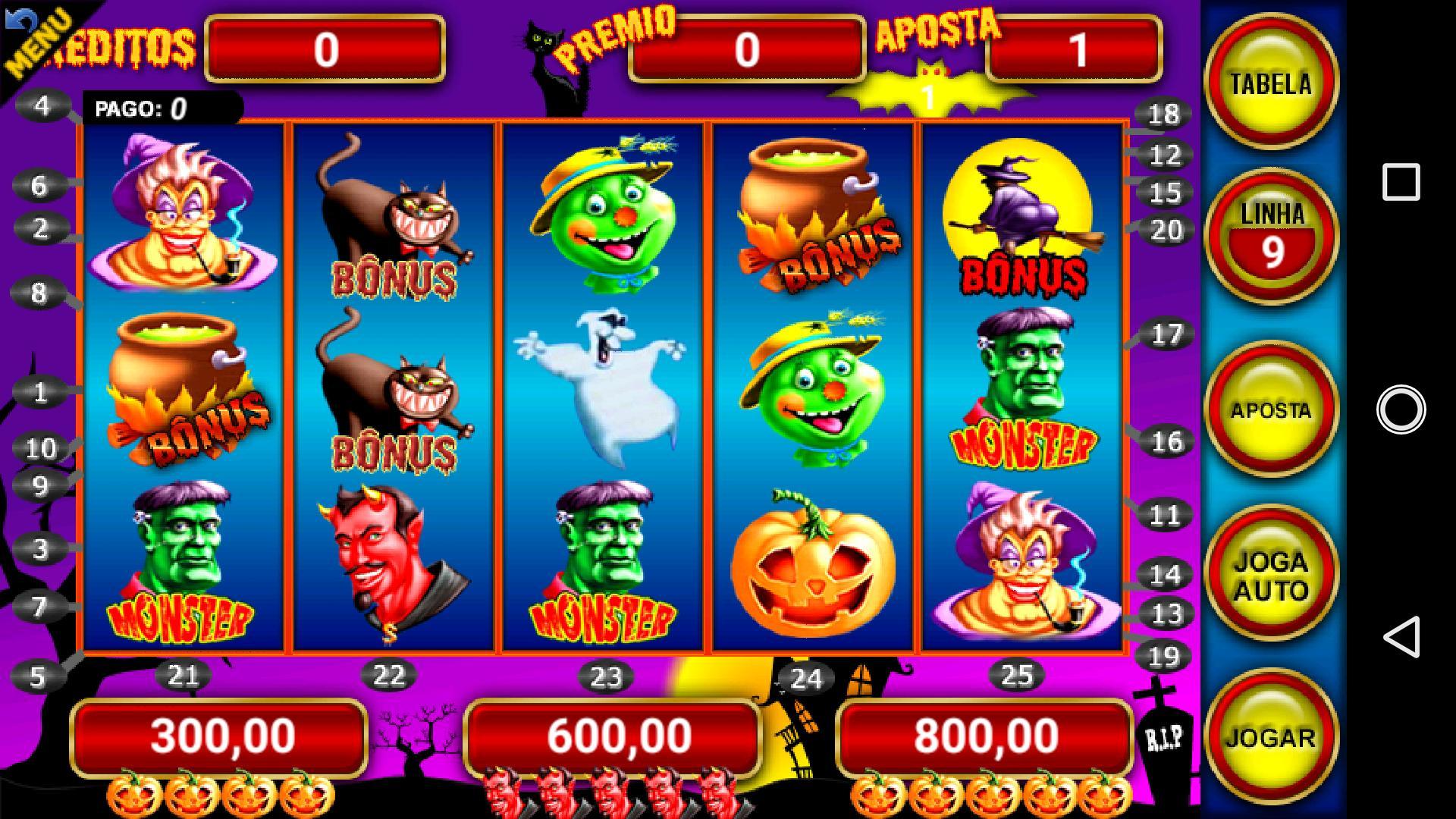Apostas casino 22121
