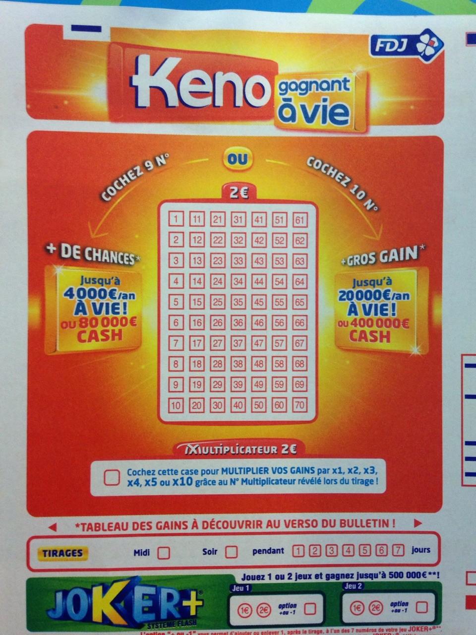 Keno draw world 24990
