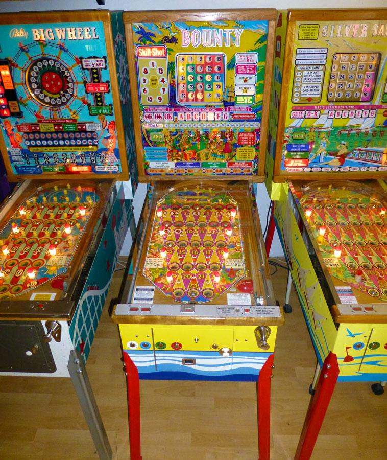 Bally gaming bingos 24801