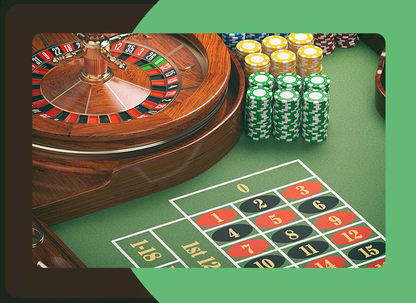 Multiwheel roulette 42853