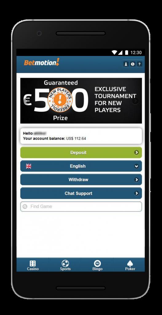 Betmotion bonus free 39816