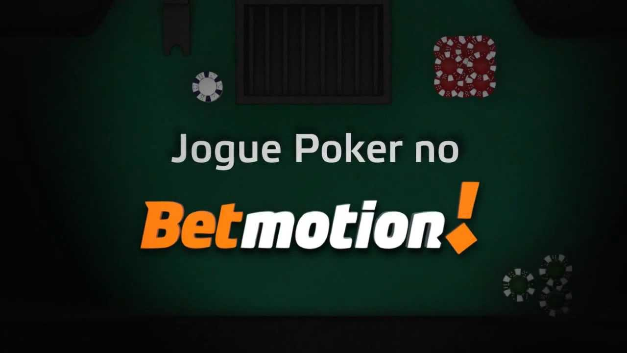 Betmotion poker 58068