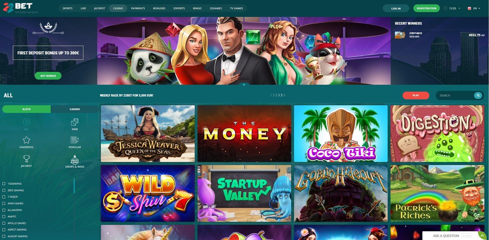 Betsoft casino 43565