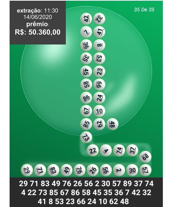 Bingo pelo whatsapp 61438