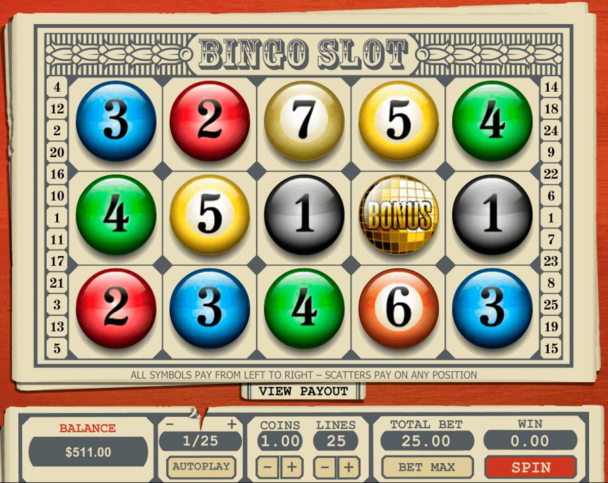 Bingos abertos 24163