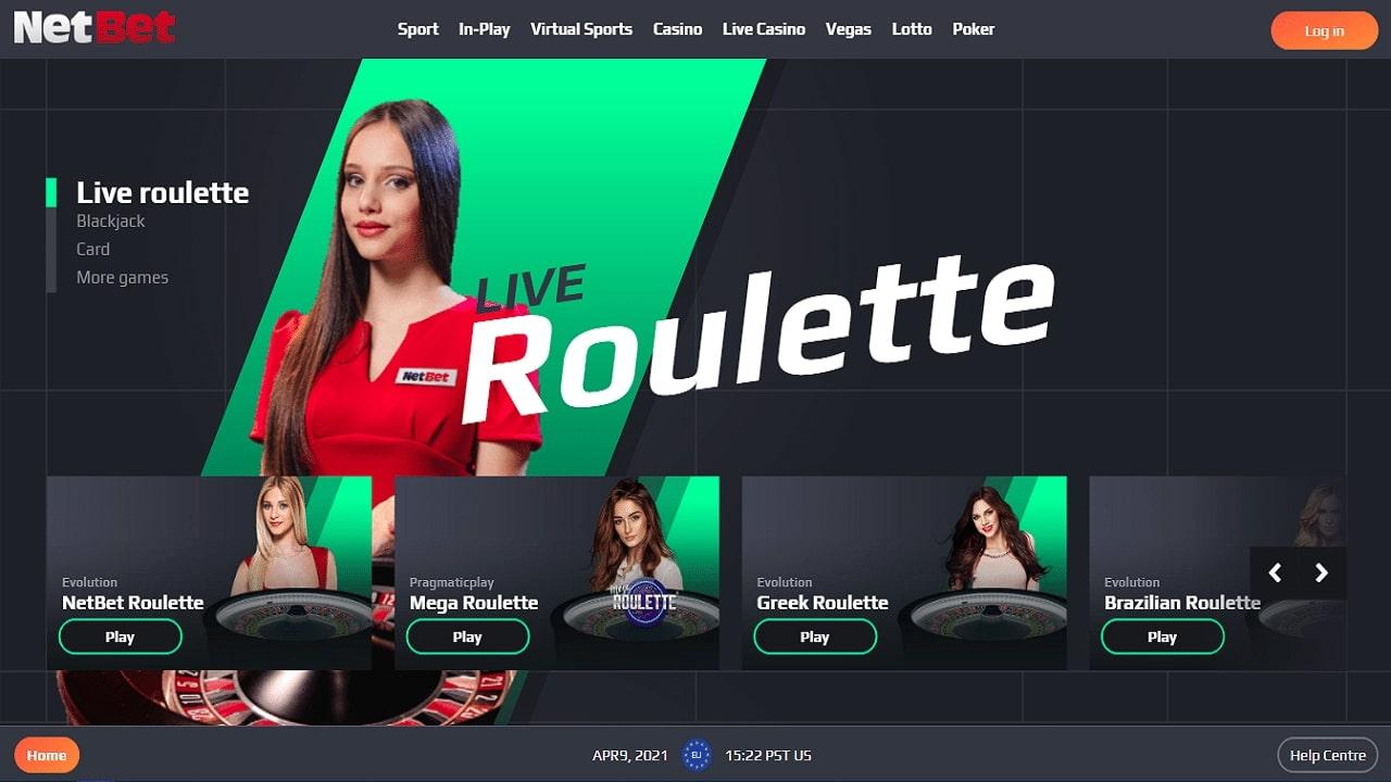 Bonus casino netbet 11769