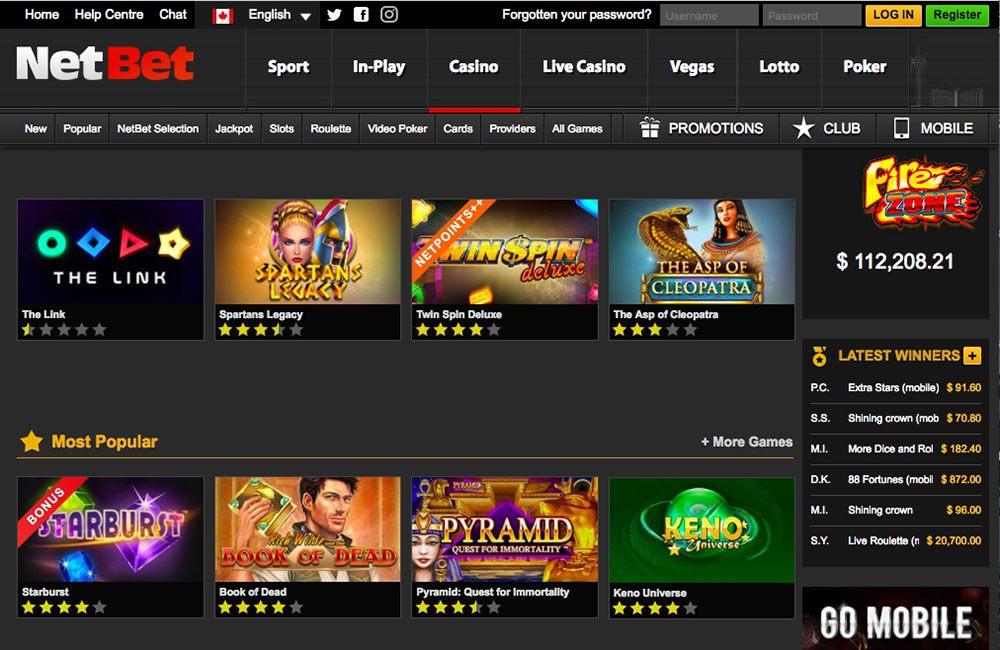 Bonus netbet casinos 38527