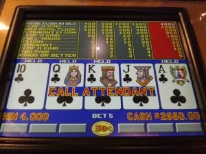 Bonus poker 37303