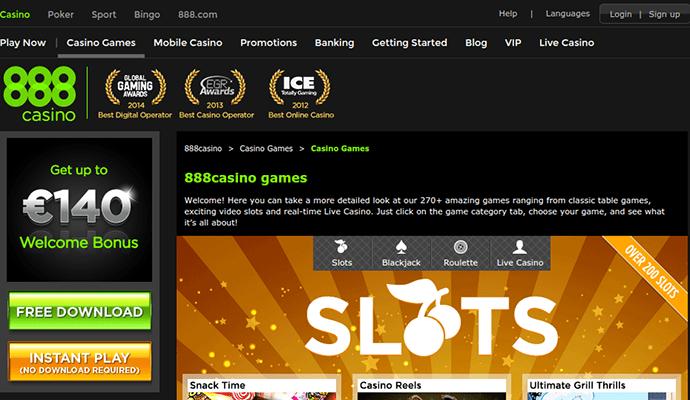 Casino 888 online 15102