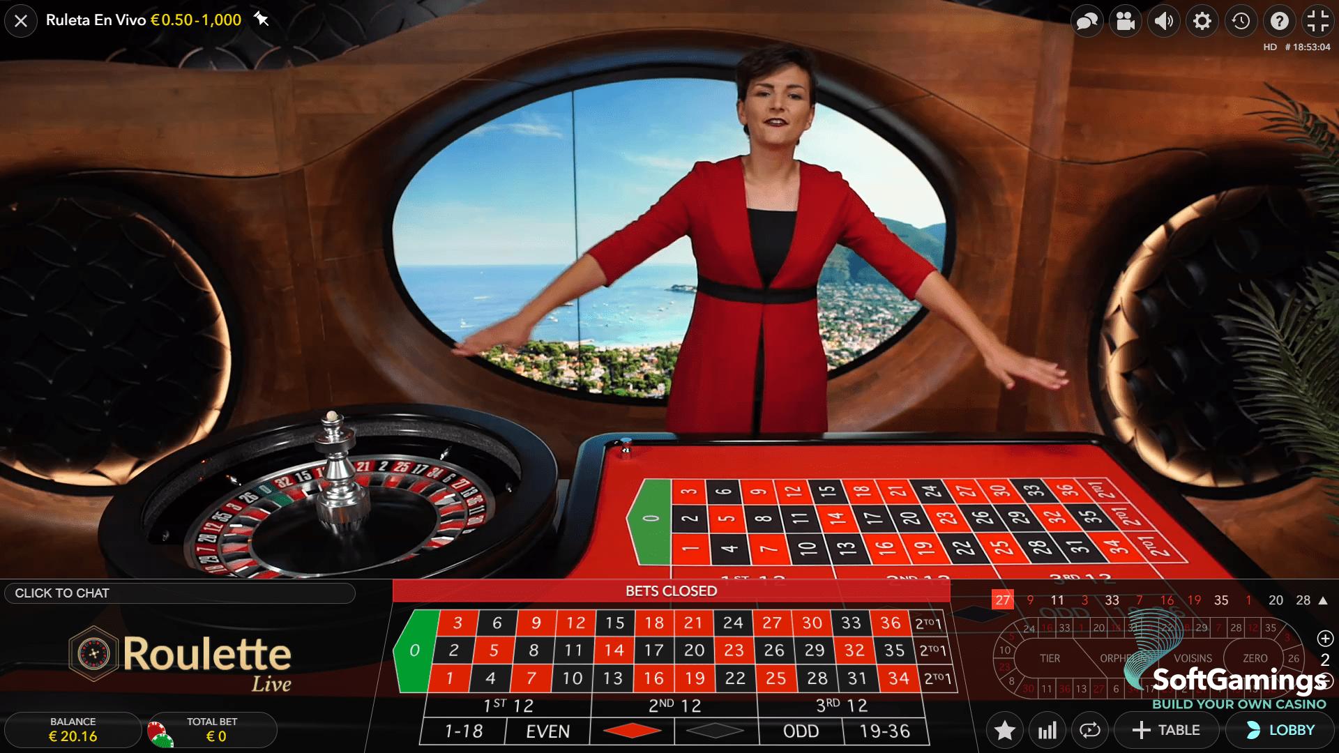 Casinos vivo gambling thunderkick 41674