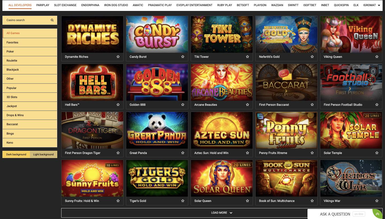 Casinos xplosive nextgen 62139
