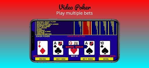 Classic video poker casino 28822