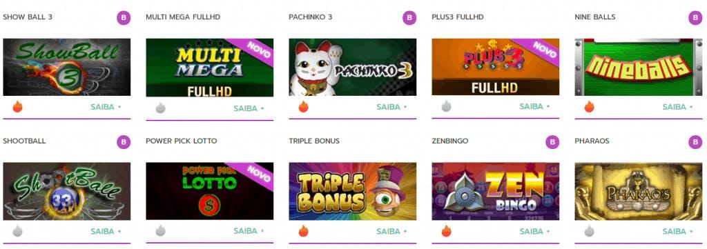 Video bingo playbonds 42606