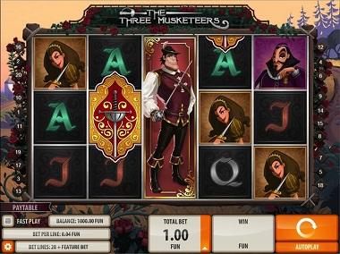 The three musketeers casinos 63593